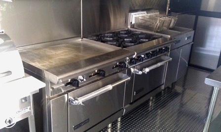 Mobile Kitchen Rental